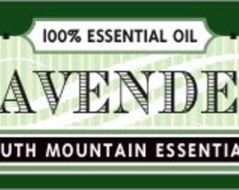 Lavender Essential Oil 100% Pure 15 mil (1/2 oz.)