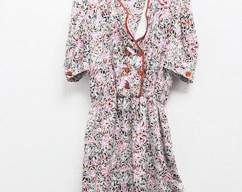 Pretty Spring | Summer dress. Size M or L