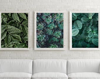 3 Piece Wall Art Set 3 piece wall art | etsy