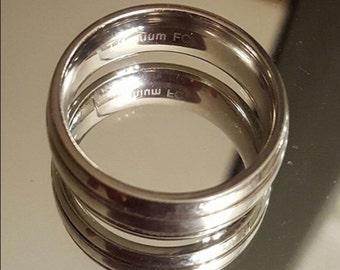 Titanium Ring size 11