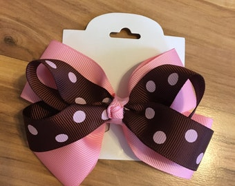 Stacked Hairbow