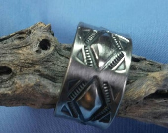Sterling Silver Mens or Ladies Band