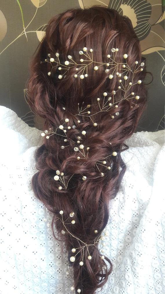 livraison gratuite vigne de cheveux extra long cheveux de