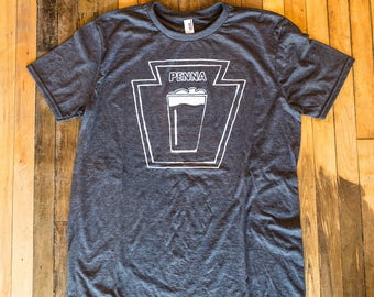 Pennsylvania Beer Tee
