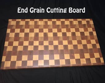 16 x 24 End Grain Cutting Board
