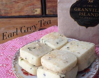 Medium Box Earl Grey Tea Shortbread