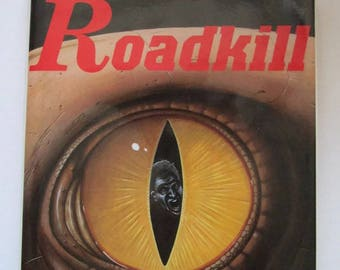 Roadkill by Richard Sanford   Hardcover 1st Edition   Horror