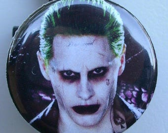 "Suicide Squad ""Joker"" badge reel"