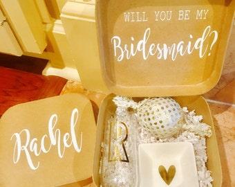 Bridesmaid proposal, Will you be my bridesmaid, bridesmaid box, will you be my maid of honor, maid of honor, bridesmaid