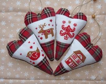 coeurs écossais