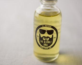 The Beardly Man Beard Oil