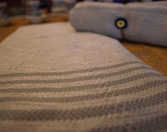 Pestemal Turkish Towels - Cotton & Bamboo blend - Handmade in Turkey