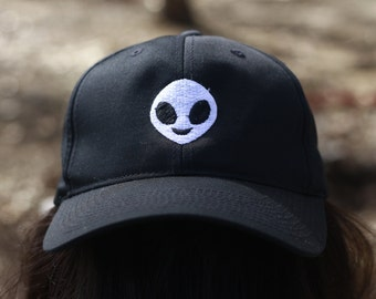 Cute Alien Baseball Cap