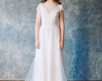 """Wedding dress """"Lace patterns"""""""