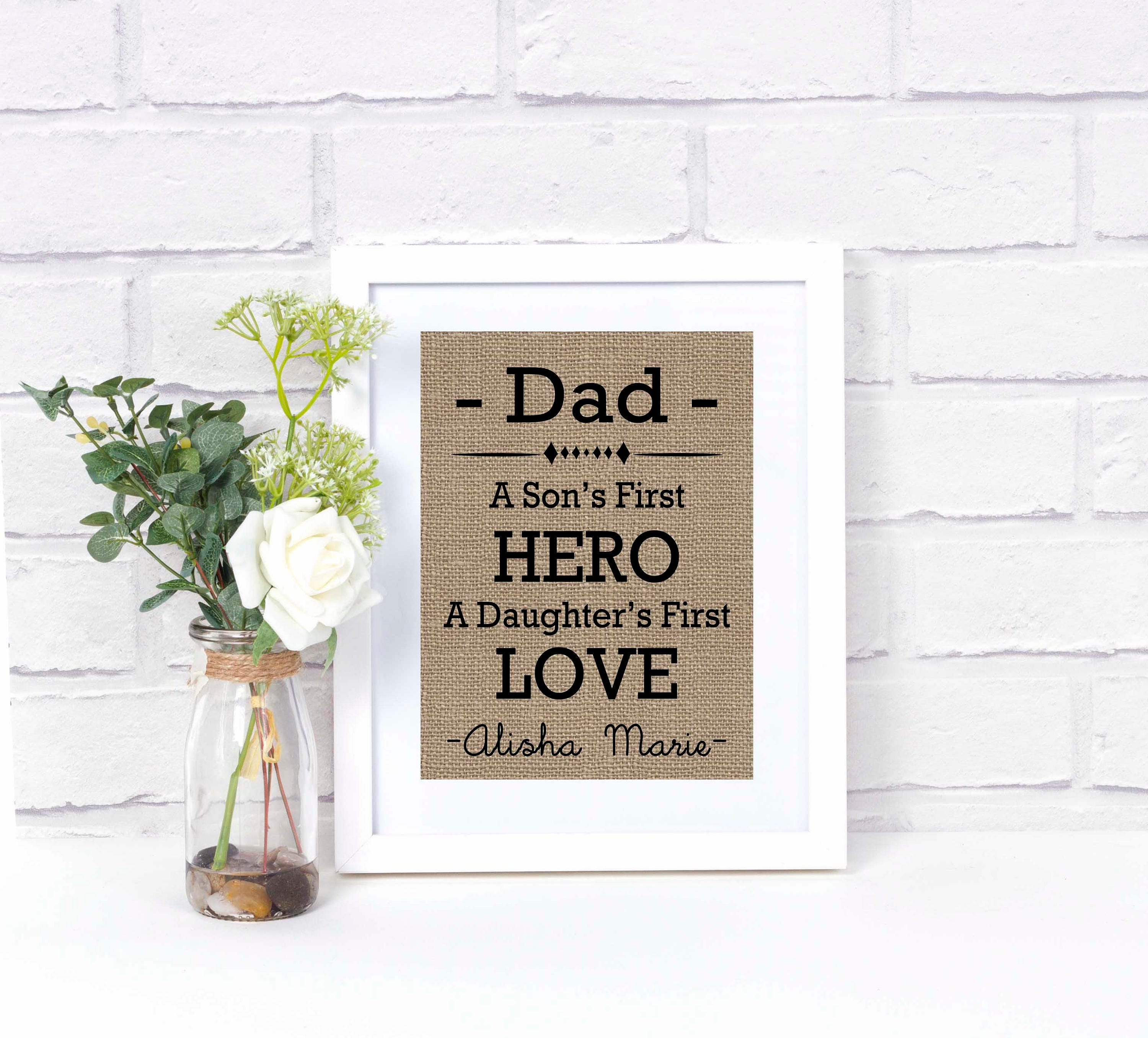 Fathers Day Gift Ideas From Kids- Christmas Presents for Dad- Gift ...