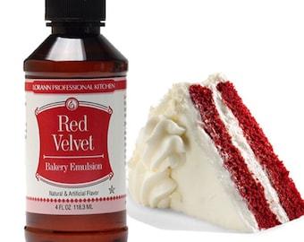 LorAnn Red Velvet Emulsion 4oz