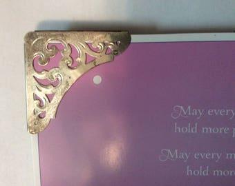gorham silver book corner marker