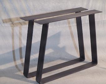 Table runners table frame flat steel steel vintage design