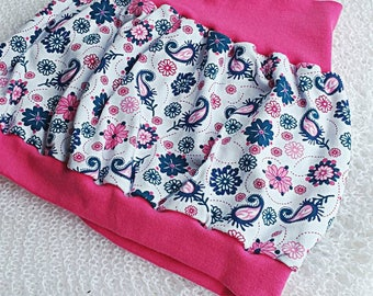 Toddler Paisley Bubble Skirt size 2
