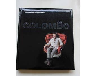 Joe Colombo – Inventing the Future Book Design and Interior Design Milano