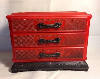 Vintage Oriental Trinket Box