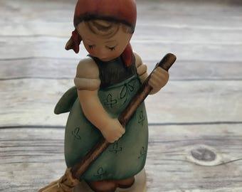 M.J. Hummel 'Little Sweeper' Figurine