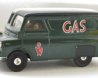 """Corgi Bedford CA Van in the livery of """"Gas"""" 1950s"""