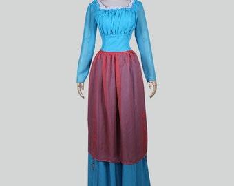 Cinderella Princess Cosplay Dress Cinderella Cosplay Costumes
