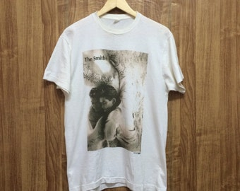 Vintage 80s The Smiths T-Shirt This Charming Man