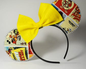 Mickey Ears - Classic Mickey Poster Ears