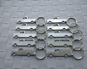 1960-1966 Chevrolet C10 Keychains