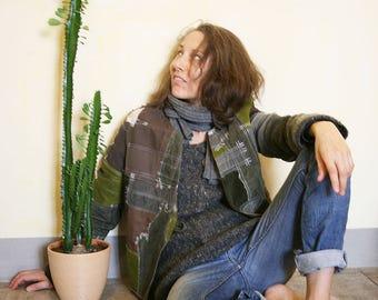 Hippie style jacket
