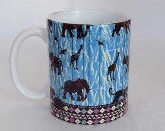Mug Featuring our Animal Tribal Print