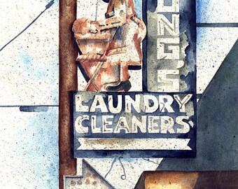 Long's Laundry