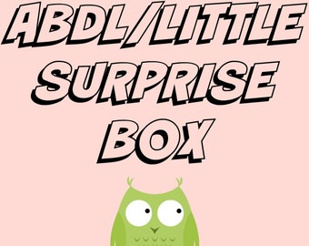 ABDL/Little Surprise Box