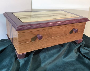 secret drawer jewelry box