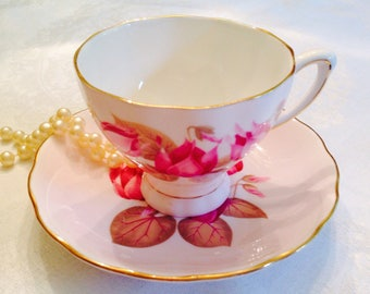 Colclough teacup and saucer