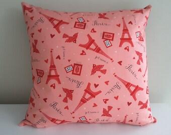 "Pillowcase ""je t'aime"""