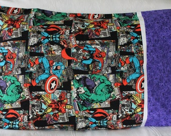 Avengers pillowcase