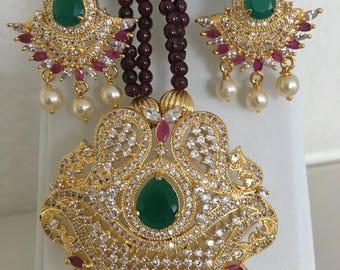 Indian/Bollywood Wedding Jewelry set -3