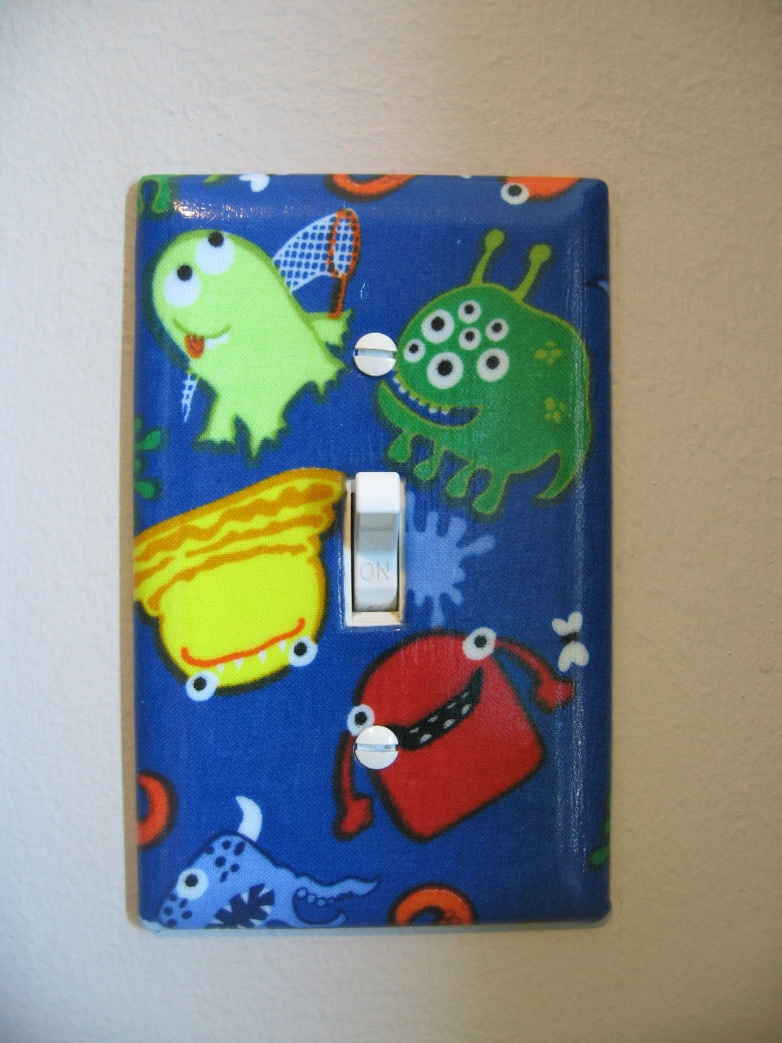 Decorative Light Switch Plate Cover Outlet Cover Nursery