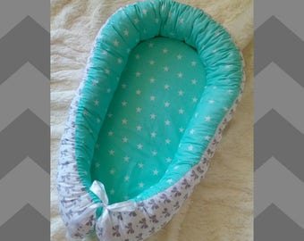 Baby double-sided Baby Nest, babynest, co sleeper,baby nest newborn, baby cocoon