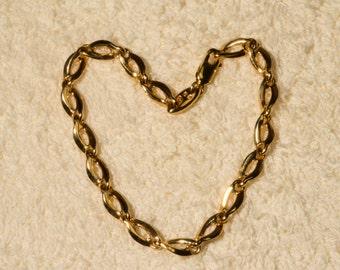 Women's 14K Yellow Gold Twist Bracelet