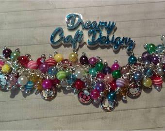 Helllo Kitty Charm Bracelet