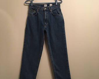 Vintage Calvin Klein High-Waisted Jeans