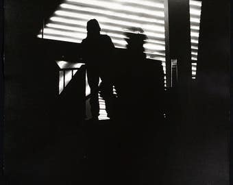 """Photography from the GDR. """"Gestörtes Ich"""", 1989. Photograph by May VOIGT"""