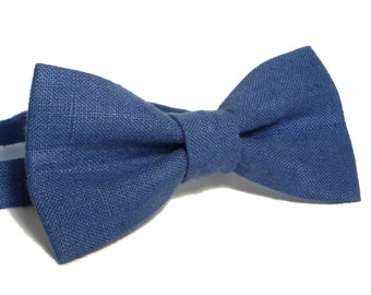 Blue bow tie, Wedding ties, Blue baby bow ties, Kids bow ties, Mens blue bow tie, Mens blue ties, Bow ties for boys, Baby bow ties