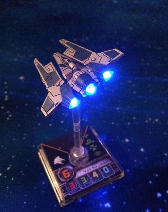 X Wing Engine Upgrade