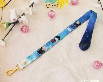 Cute Yuri On Ice YOI Badge Lanyard