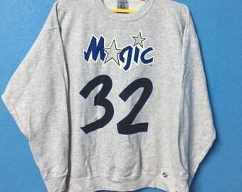 Vintage 90s NBA orlando magic sweatshirt size XL